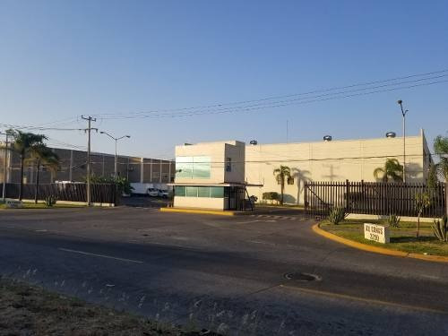 Se Renta Nave Industrial En El Parque Industrial Cañas, Colonia La Nogalera