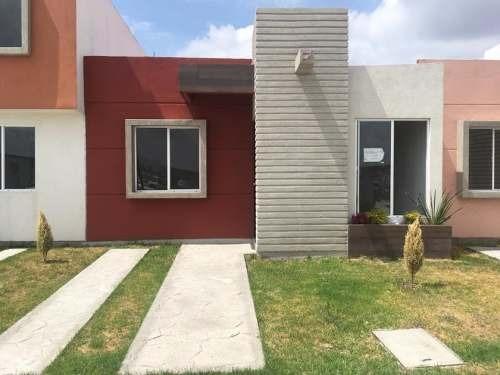 Casa Sola En Venta Fracc Con Alberca, Estrena Casa Cerca De Nueva Plaza