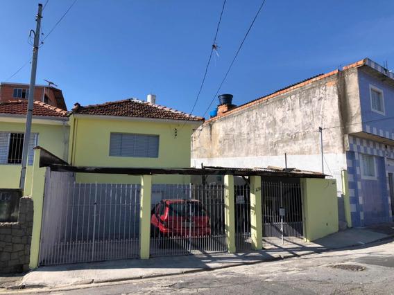 02 Casas No Jd. Maringá - São Paulo Com Terreno De 183 Mts