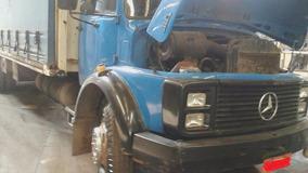 Caminhão Mb 1113 Truck Sider 10,5m
