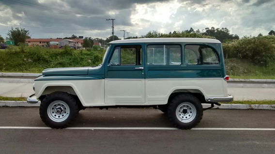 Ford Rural 4x4 1975
