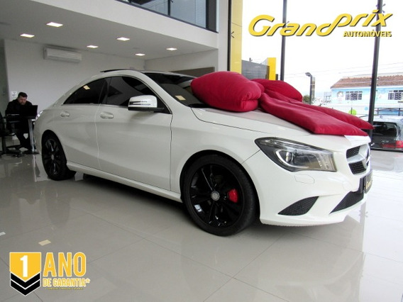 Cla 200 2014 1.6 First Edition Turbo Gasolina 4p Automátic
