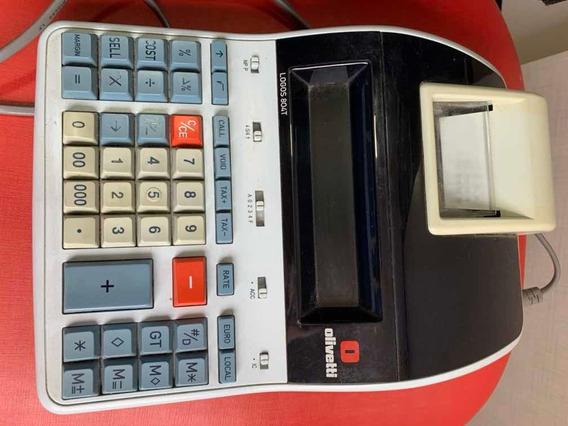 Calculadora Olivetti Logos 804t