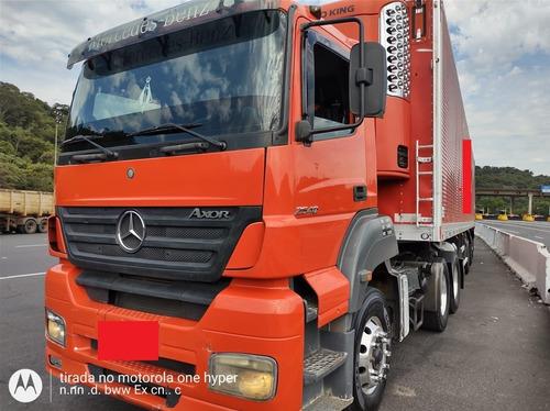 Imagem 1 de 6 de Mercedes Benz 2540 6x2 2011 !!!