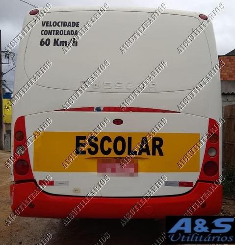 Busscar Micruss Ano 2005 Volks 9150 Escolar Ais Ref 770