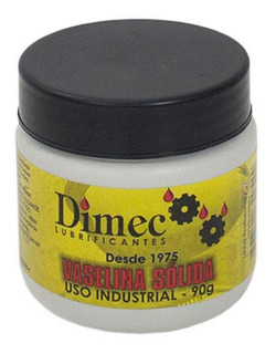 Vaselina Sólida Uso Industrial 90g Dimec