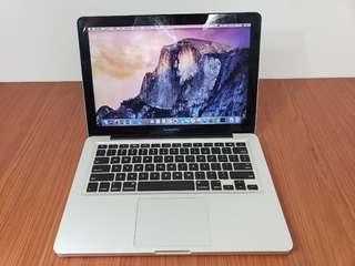 Macbook Pro 13.3 Plgs Core I7 (early 2011) Grado B