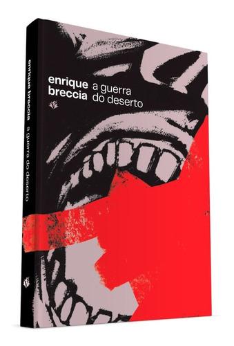 Imagem 1 de 7 de A Guerra Do Deserto Enrique Breccia Editora Veneta