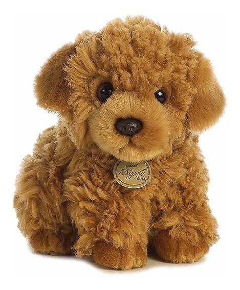Pelúcia Cachorro Poodle 20cm Série Miyoni - Frete Gratis