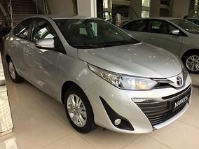 Toyota Yaris Xls 4p Cvt Entrega Hoy!!!