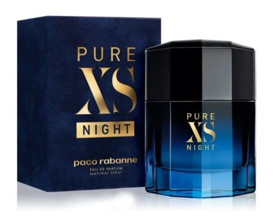 Perfume Paco Rabanne Pure Xs Night Edp Masculino 100ml