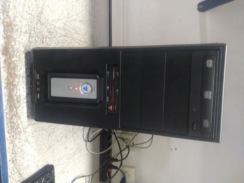 Cpu  Intel Dual Core 4gb Hd 160 Gb