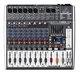 Consola De Sonido Behringer Xenyx X1222 Usb