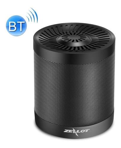 Alto-falante Estéreo Com Fio Sem Fio Zealot S52 Bluetooth 4.