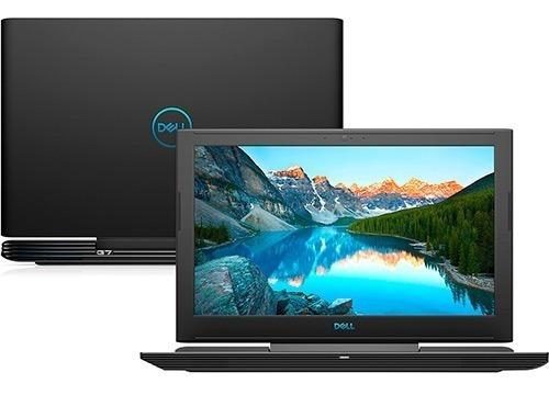 Notebook Gamer Dell Intel Core 8º I7, Gtx 1050ti 4gb Hd 1tb