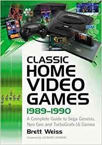 Videojuegos Clásicos Para El Hogar 19891990 Una Guía Complet