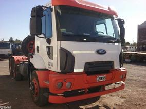 Ford Cargo 2632 2013 280km 6x4 Tatu Doble Diferencial