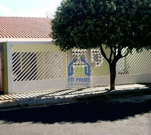 Casa Com 3 Dormitórios À Venda, 160 M² Por R$ 370.000 - Cecap - São José Do Rio Preto/sp - Ca2502
