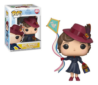 Figura Funko Pop Disney Mary Poppins - Mary C/ Kite 468