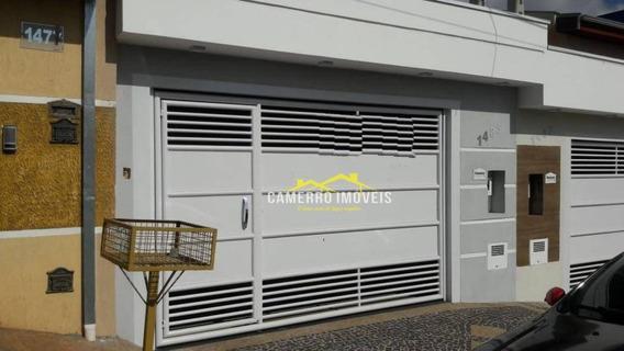 Casa Com 2 Dormitórios À Venda, 100 M² Por R$ 320.000 - Loteamento Planalto Do Sol - Santa Bárbara D