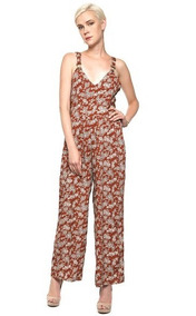 Jumpsuit Mono Mca. West Avenue Jumper Talla S Black Friday