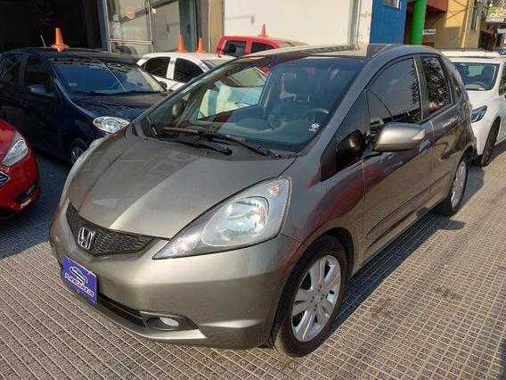 Honda Fit 1.5 Exl Aut 2010