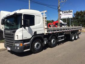 Scania P310 2015 Bitruck Carroceria