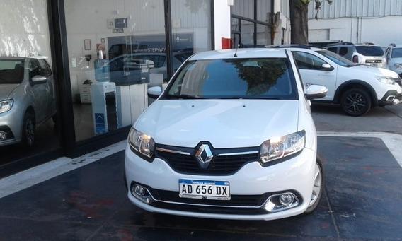 Renault Logan 1.6 Privilége Nav 2019 Impecable (ap)