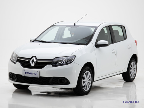 Imagem 1 de 14 de  Renault Sandero Expression 1.6 8v