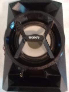 Parlante Sony Woofer+tweeter Mod.ss-ecl5.8 Ohms 20x30x18 Cm