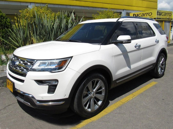 Ford Explorer Limited 2.3 Ecoboost Blindaje Iii 7 Pts 4x4