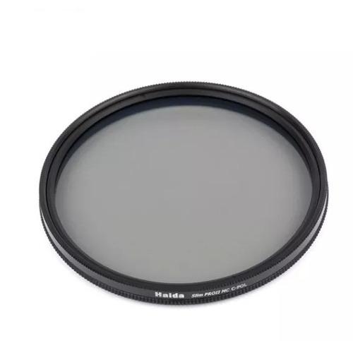 Filtro Haida Polarizador Circular Delgado 55 Mm Lelab 8537