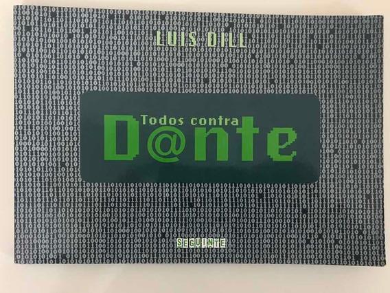 Livro Todos Contra Dante