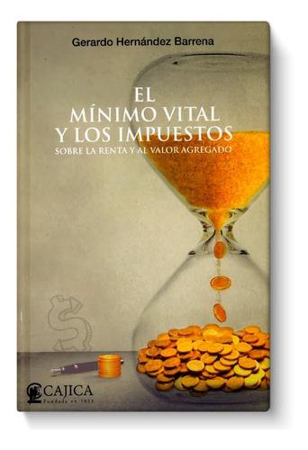 Libro El Mínimo Vital Y Los Impuestos