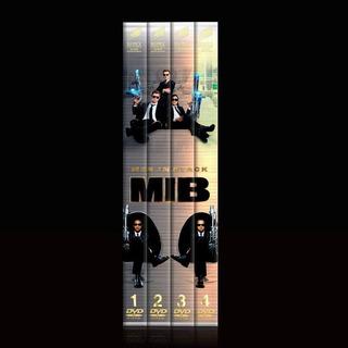 Hombres De Negro - Men In Black Coleccion Dvd Peliculas