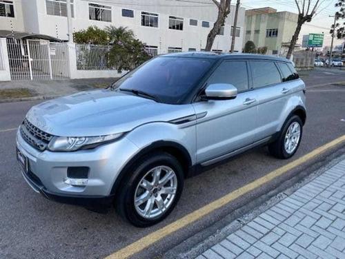 Imagem 1 de 15 de Land Rover Range Rover Evoque Pure 2.0 Aut 5p