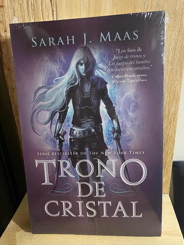 Libro Trono De Cristal