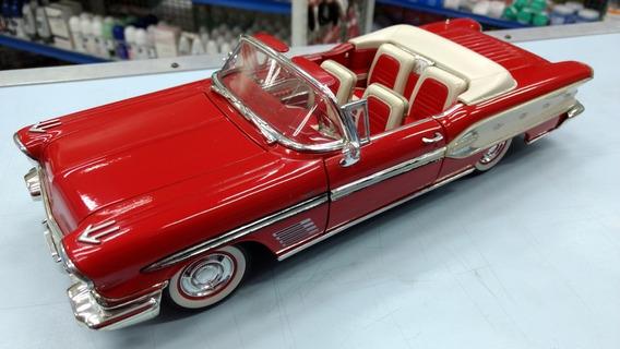 1958 Pontiac Bonneville Die Cast Deluxe Edition - 1/18