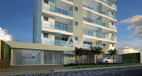 Apartamento Com 1 Dormitório À Venda, 43 M² Por R$ 310.000 - Centro - Campinas/sp - Ap0699