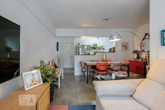 Apartamento Para Aluguel - Vila Olímpia, 2 Quartos, 63 - 893115234