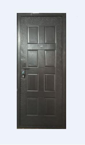 Imagen 1 de 3 de Puerta Exterior Doble Chapa