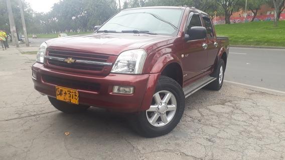 Chevrolet Dmax 4x4 3.500cc Gasolina