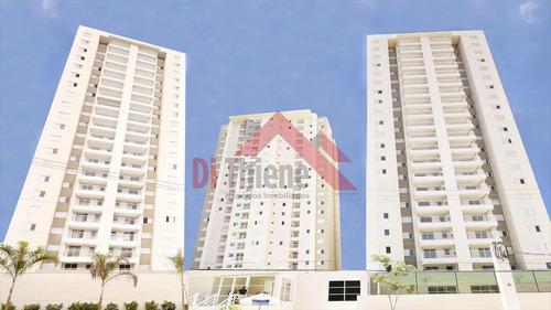 Imagem 1 de 12 de Apartamento Com 3 Dorms, Jardim São Caetano, São Caetano Do Sul - R$ 717 Mil, Cod: 105 - V105