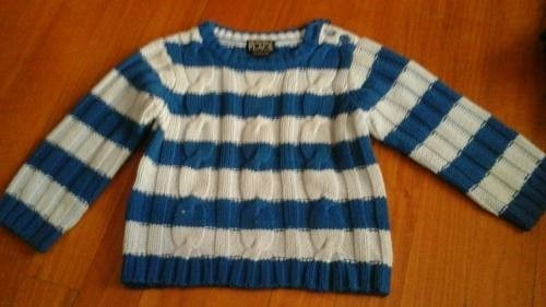 Sweter De Hilo Grueso Children Place Talle 3