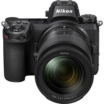 Camera Nikon Z7 +lente 24-70mm Kit (nova)