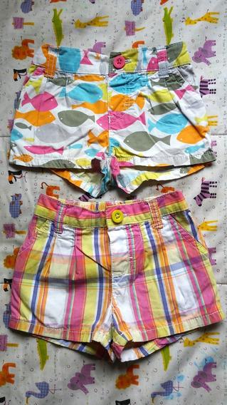 Shorts Importados (set X 2)