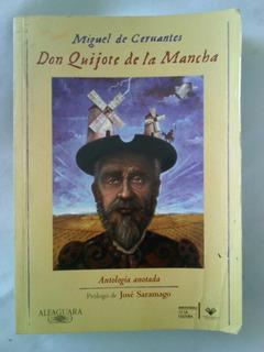 Don Quijote De La Mancha Miguel De Cervantes Libro Físico