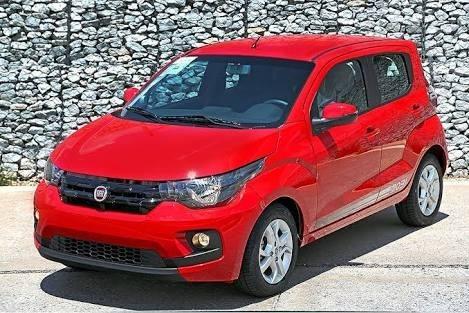 Fiat Mobi Easy Okm A Pronta Entrega