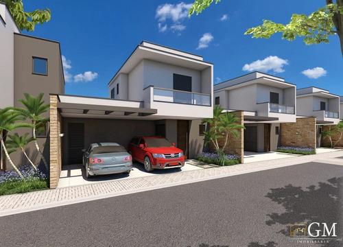 Imagem 1 de 5 de Casa Em Condomínio Para Venda Em Presidente Prudente, Condomínio Residencial Essenza, 3 Dormitórios, 3 Banheiros - Ccv690021_2-1186451