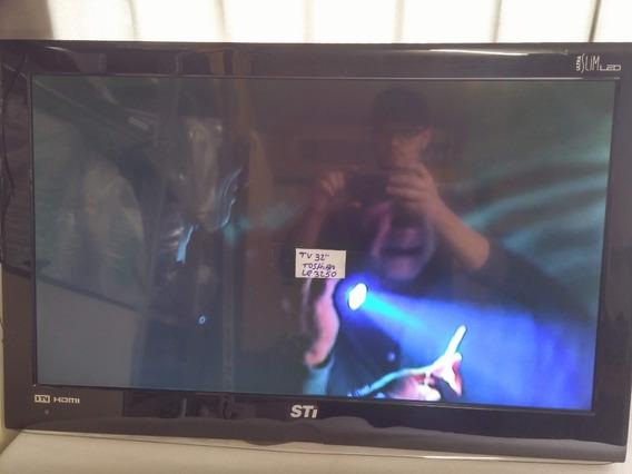 Tv Led Toshiba 32 Le3250 Usada Ok.